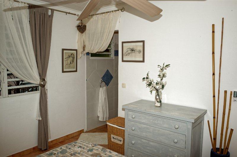 camera da letto inferiore