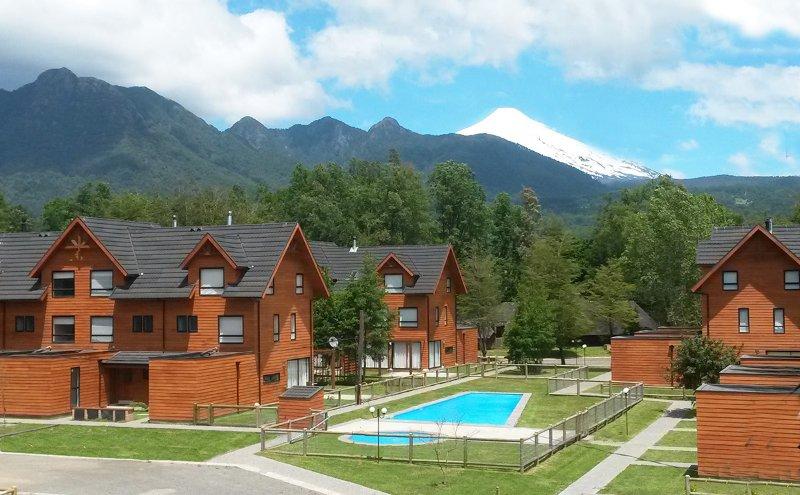 Casa en Condominio Bosques de Puerto Pucon para 10 personas, location de vacances à Région de l'Araucanie