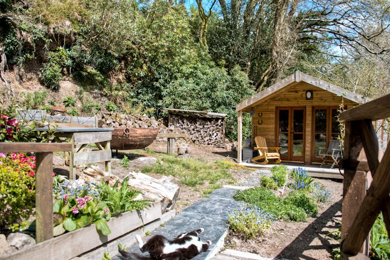 Luxe Glamping - Koos Chalet
