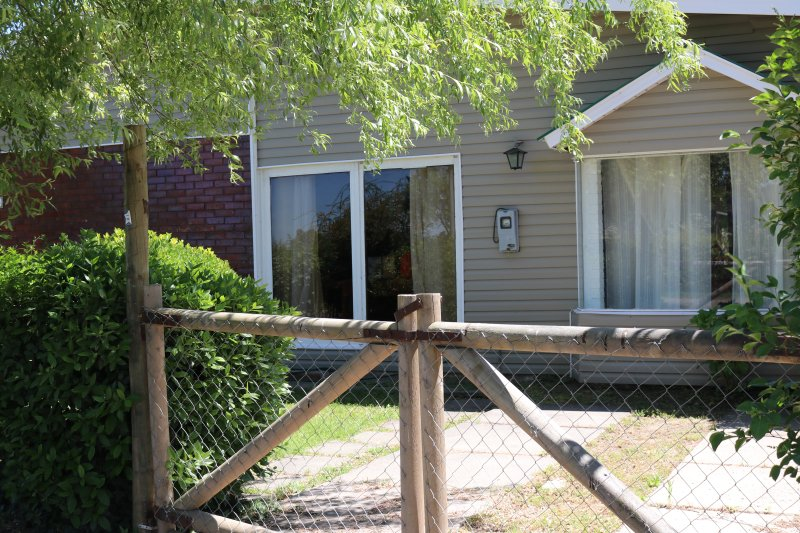 Ferienhaus für Familienurlaub Eigentumswohnung Panimávida. Hot Springs.