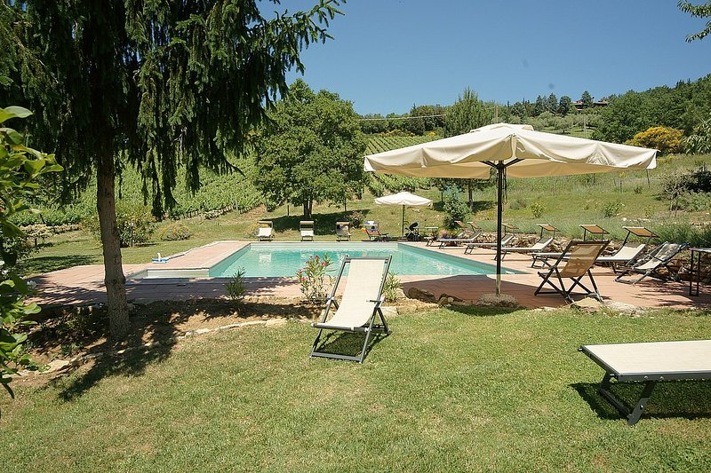 Casa Camomilla A, vacation rental in Pontassieve