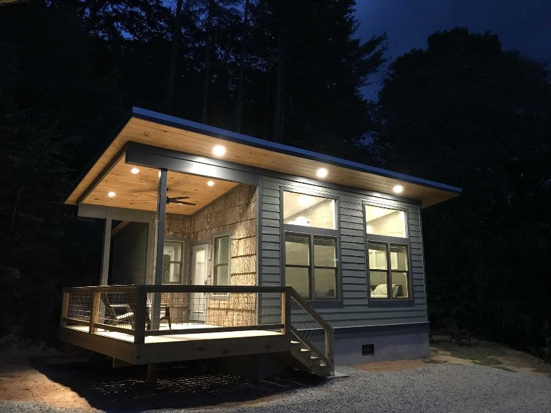 Time Flies on the River, holiday rental in Bryson City