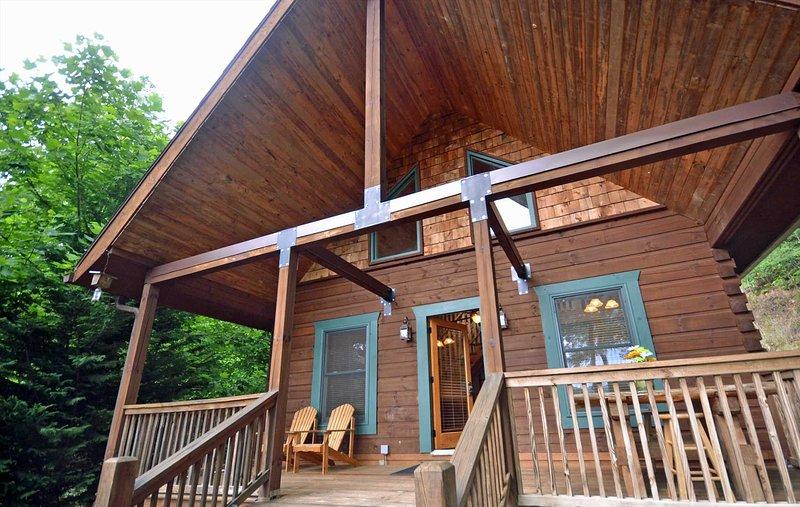 Soaring Eagle Cabin -- near Bryson City, holiday rental in Bryson City
