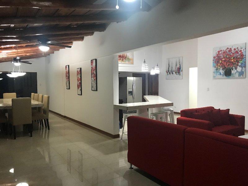 Private spacious villa