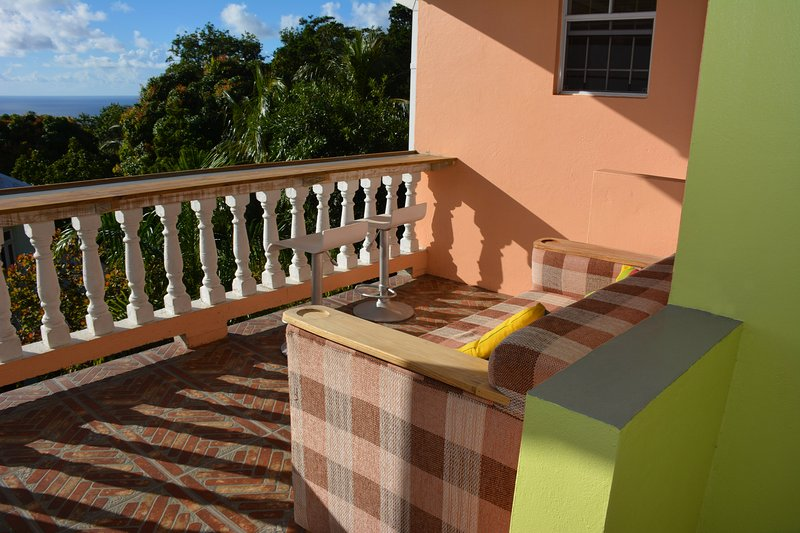 Colvin's B & B-Studio Apartment, holiday rental in Castries
