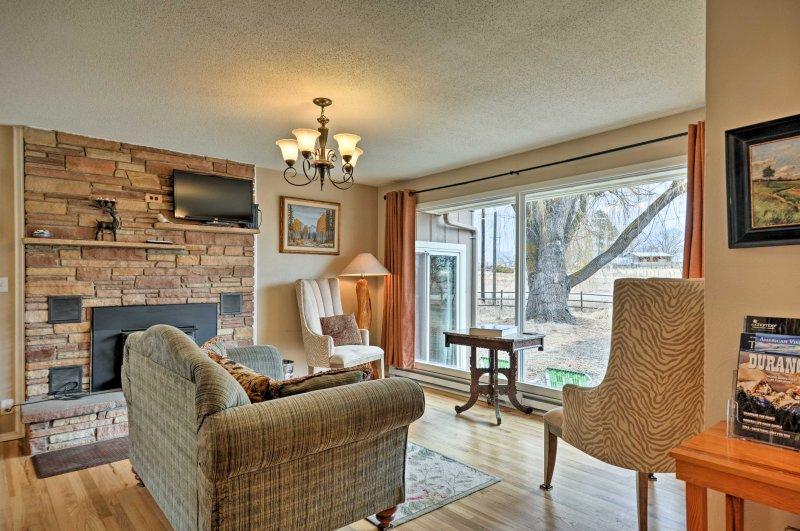 Reise nach Durango Colorado zu erleben es am vollsten während des 3-Zimmer-Aufenthalt, 2-Bad Ferienhaus Haus!