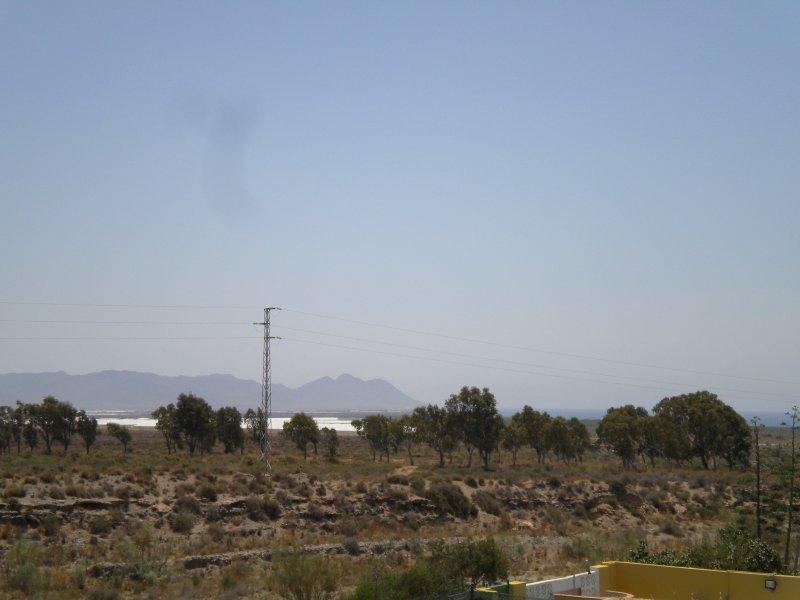 Med utsikt över Cabo de Gata och havet