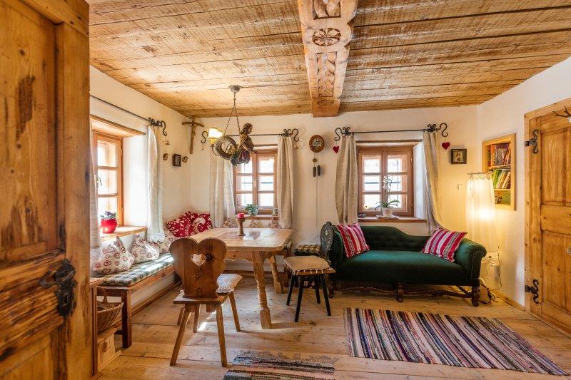 Ferienwohnung am Leisnitzbach, holiday rental in Lessach
