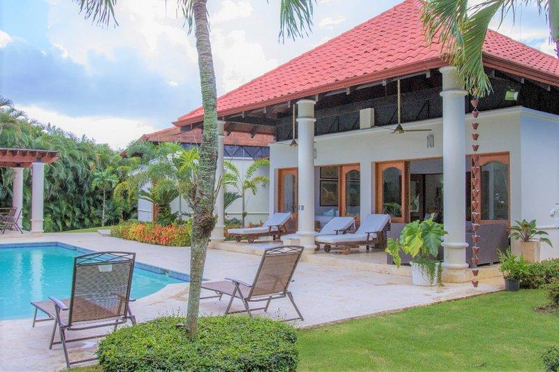 Casa de Campo Pearl Villa ✔️, location de vacances à La Romana