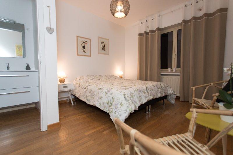 Le Domaine des Prés Chambres d'hôtes, holiday rental in Berig-Vintrange