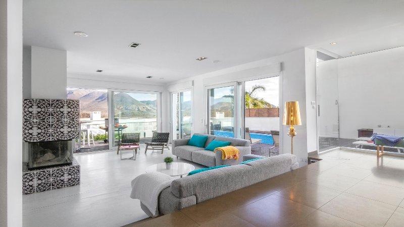 Villa Deluxe. Villazul Cabo de Gata, alquiler de vacaciones en Cabo de Gata