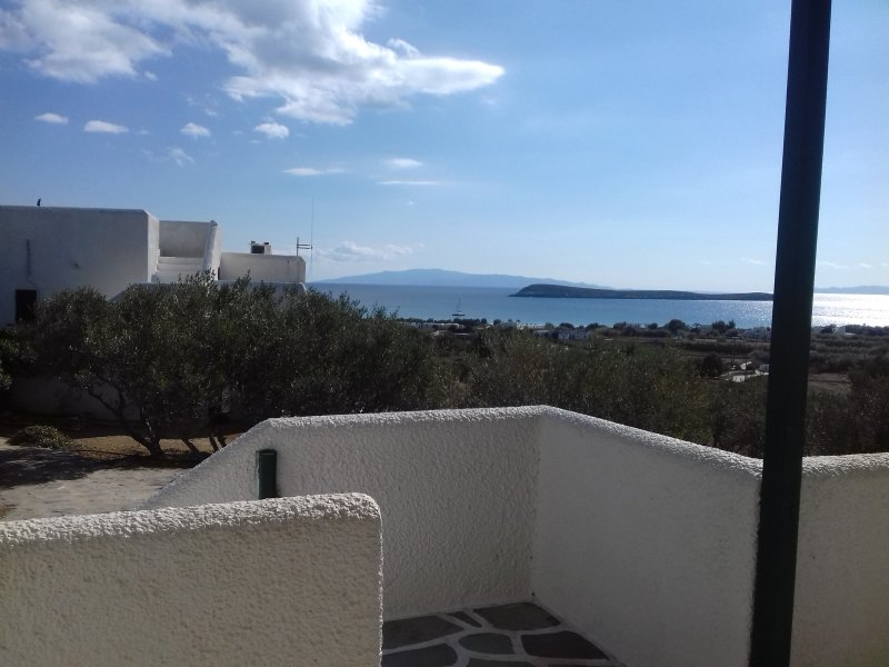 Maison  B- Velanies Houses-Golden Beach-Paros-Grèce, vacation rental in Nea Chryssi Akti