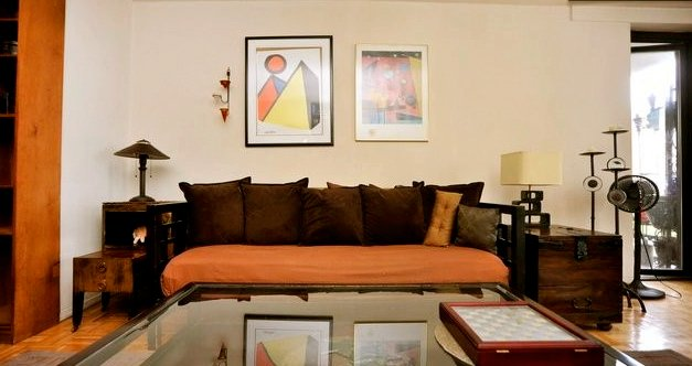 Large One Bedroom, Terrace, Upper West Side, holiday rental in New York City