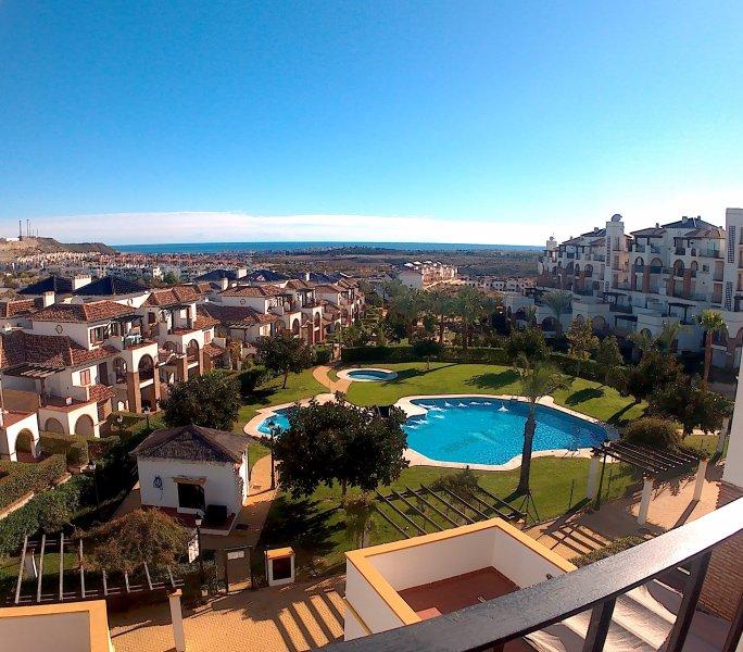 Home Star vistas a la piscina, vacation rental in Cuevas del Almanzora