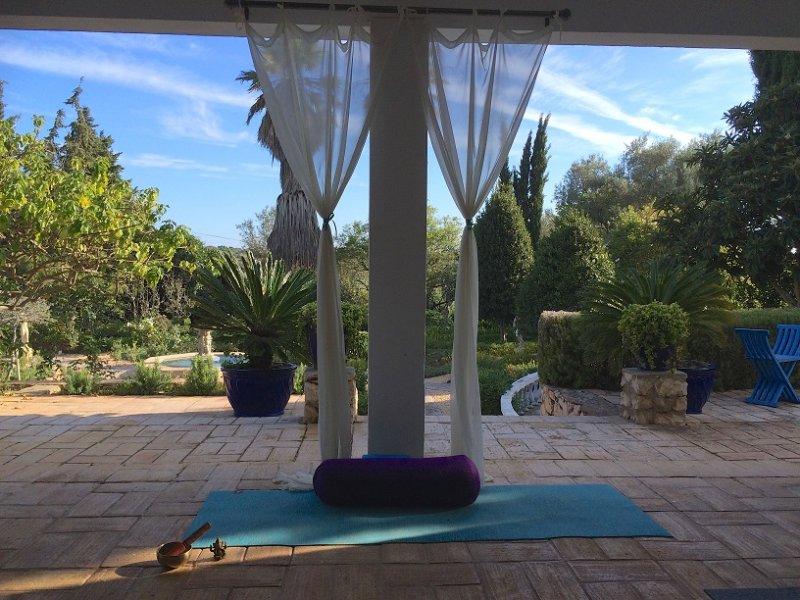 Gedeelde Yoga Space