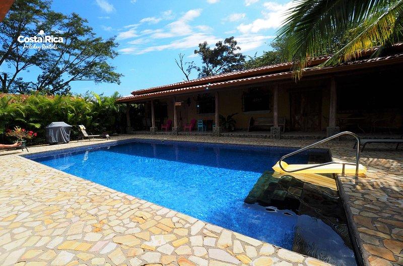 Hermosa Surf Town Villa, alquiler de vacaciones en Playa Hermosa
