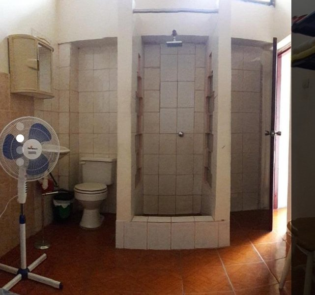 Chorrerita room