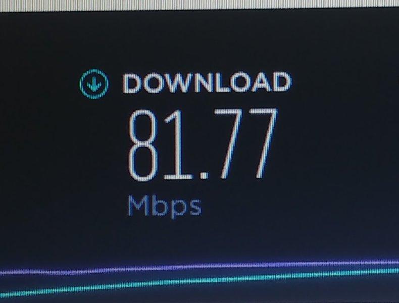 Internet ad alta velocità