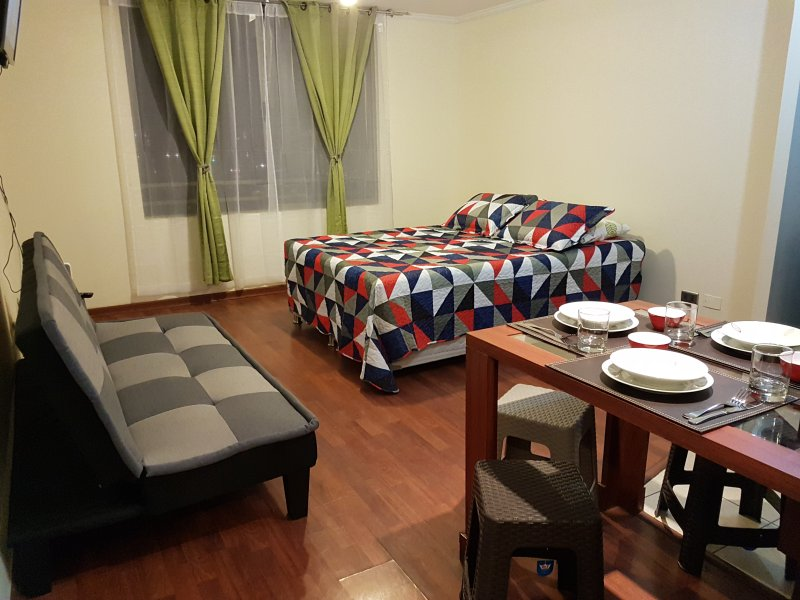 Apart. Santiago Luna 21B, holiday rental in Nunoa