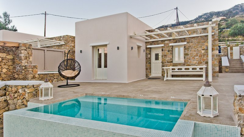 Lux View Villas - Pefkos Villa, holiday rental in Kira Panagia