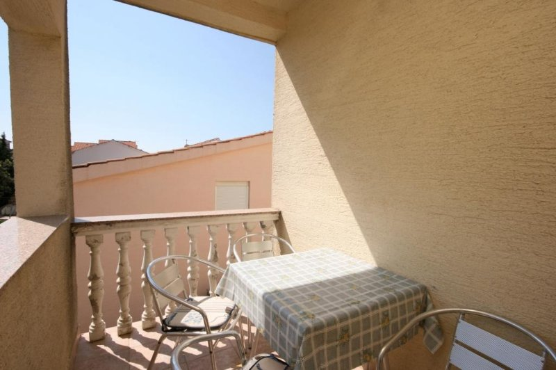 Terrasse, Surface: 5 m²