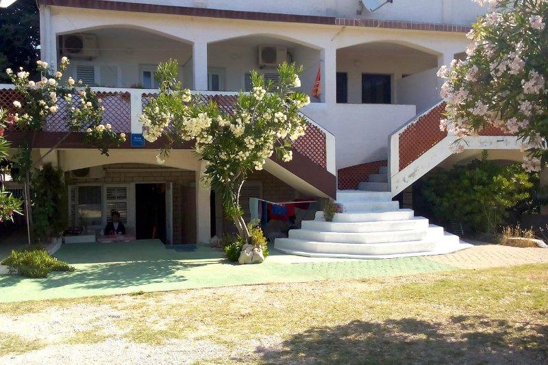 One bedroom apartment Povljana, Pag (A-227-d), vacation rental in Povljana