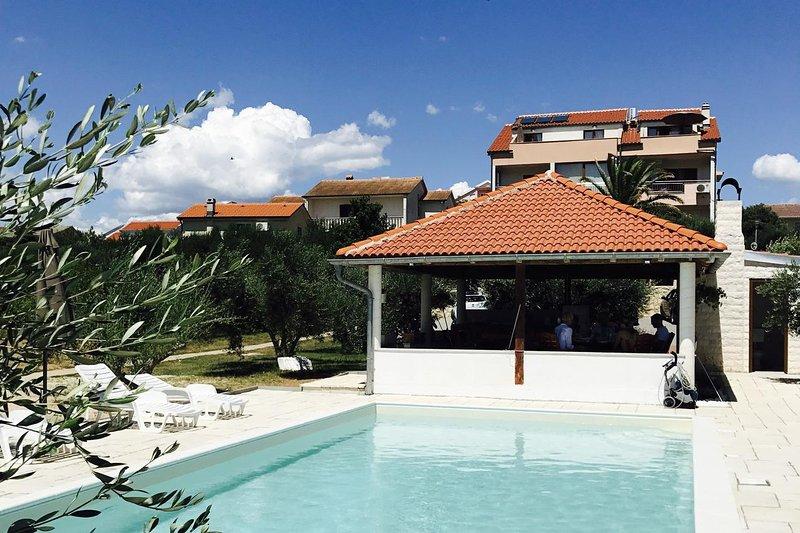 Two bedroom apartment Povljana, Pag (A-244-a), vacation rental in Povljana