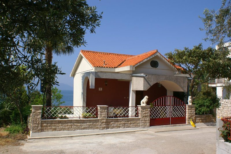 Studio flat Podaca, Makarska (AS-314-b), location de vacances à Podaca