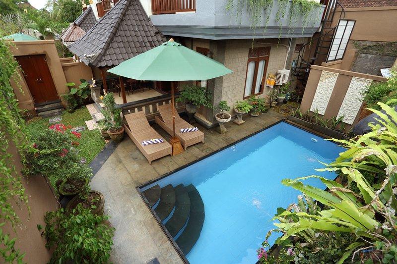 Ashanti Villa Ubud, location de vacances à Kedewatan