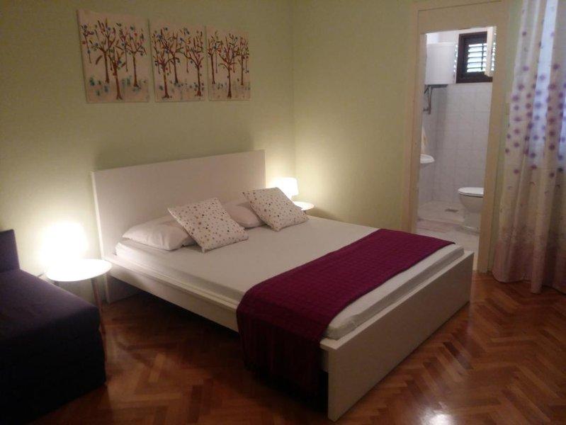 Chambre à coucher, Surface: 16 m²