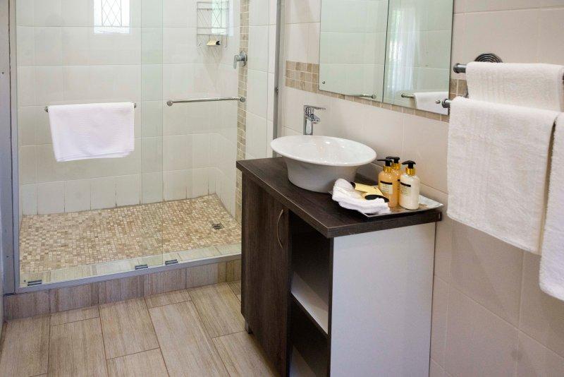 salle de bains Leopard