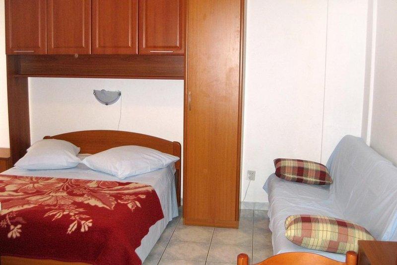 Slaapkamer, Oppervlakte: 13 m²