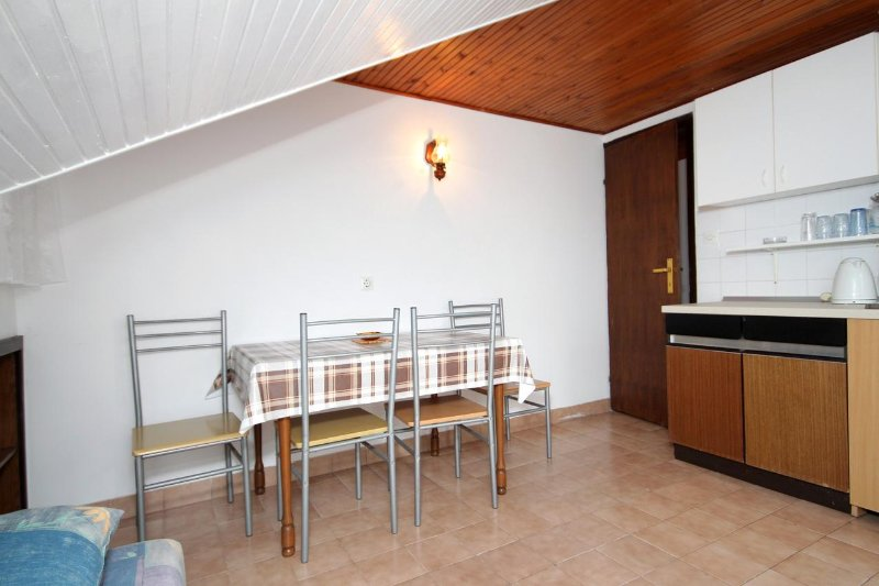 Salle à manger, Surface: 8 m²