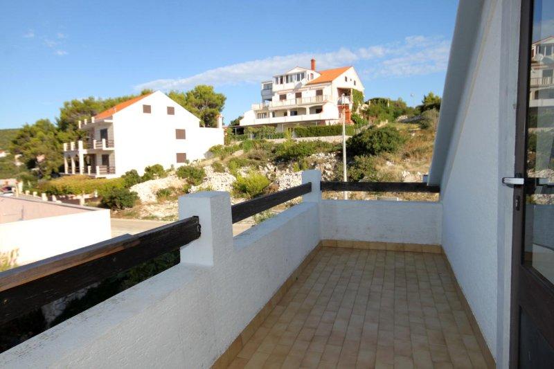 Balcon, Surface: 8 m²