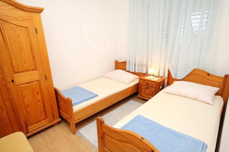 Chambre 3, Surface: 8 m²