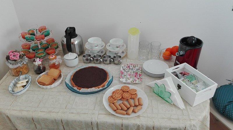 internal breakfast
