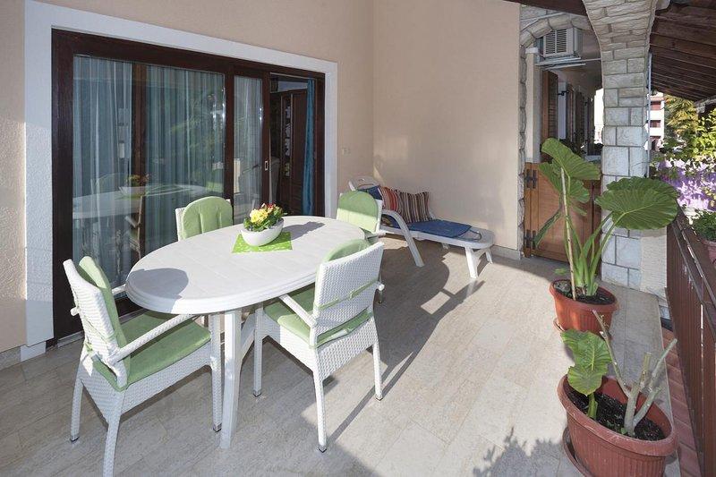 Terrasse, Surface: 14 m²