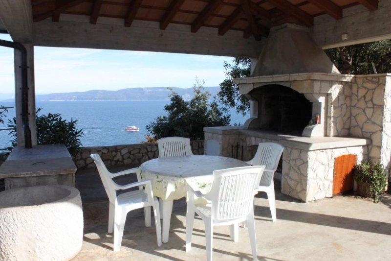Hrvatini Apartment Sleeps 4 with Air Con - 5460599, casa vacanza a Duga Luka