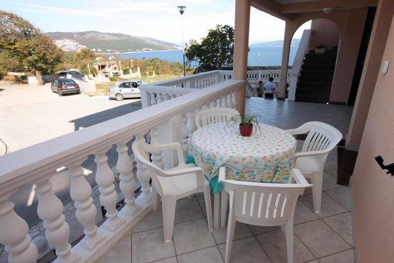 Hrvatini Apartment Sleeps 4 with Air Con - 5460608, casa vacanza a Duga Luka