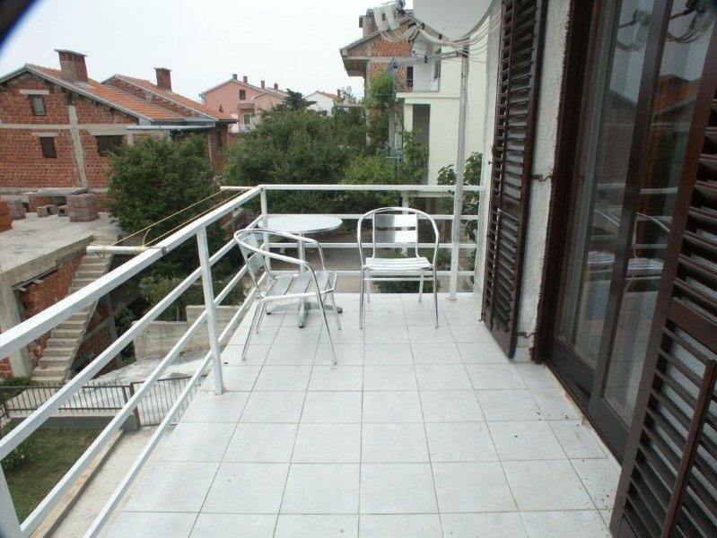 Terraza, Superficie: 8 m²