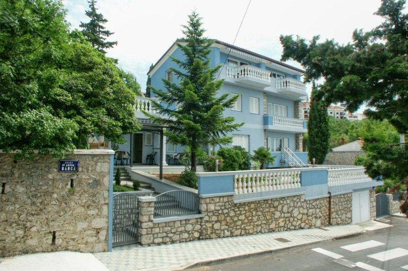 Studio flat Crikvenica (AS-2360-b), aluguéis de temporada em Selce