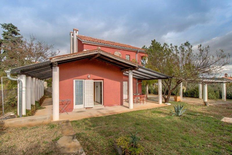 Two bedroom apartment Nerezine, Lošinj (A-2516-b), vacation rental in Nerezine