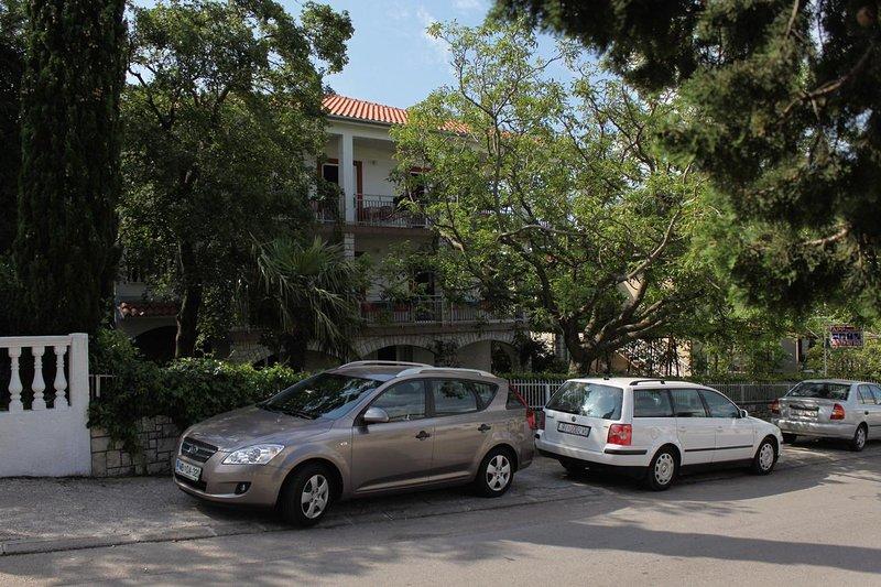 Two bedroom apartment Selce, Crikvenica (A-2379-a), aluguéis de temporada em Selce
