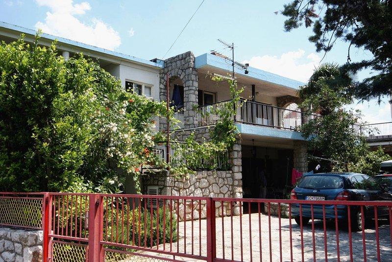 Two bedroom apartment Selce, Crikvenica (A-2381-d), alquiler vacacional en Selce