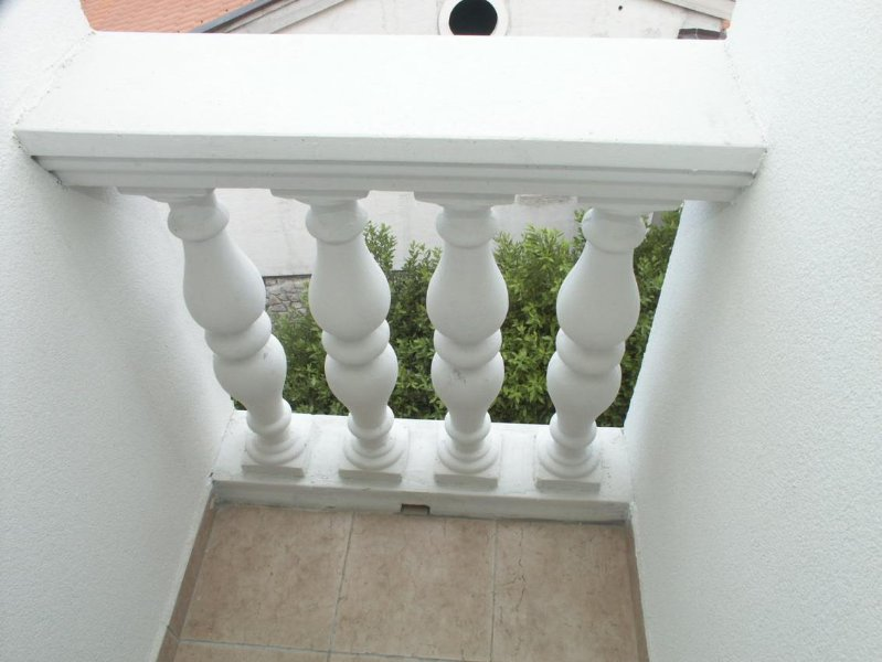 Balcony, Surface: 1 m²