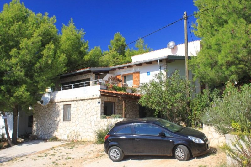 One bedroom apartment Rukavac, Vis (A-2444-a), holiday rental in Rukavac
