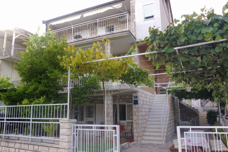 Two bedroom apartment Podaca, Makarska (A-2576-b), holiday rental in Podaca