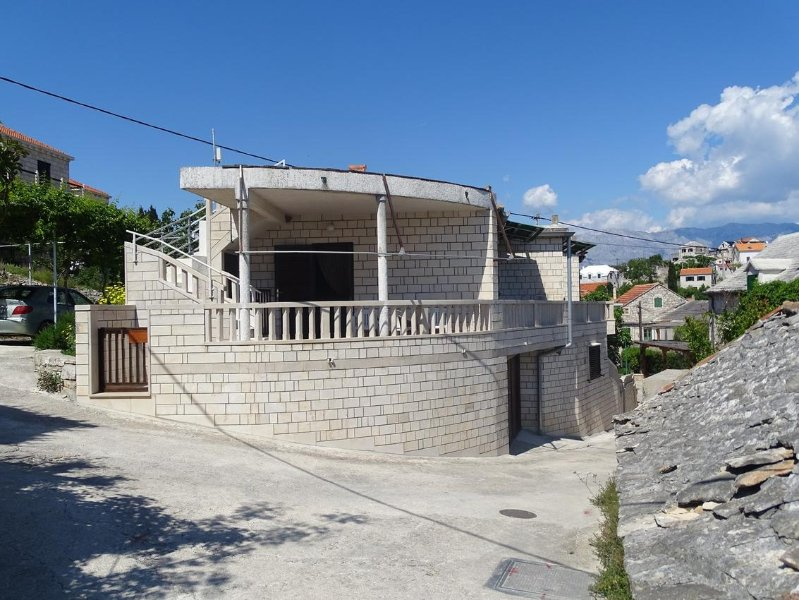 Two bedroom apartment Sumartin, Brač (A-2951-a), vacation rental in Sumartin