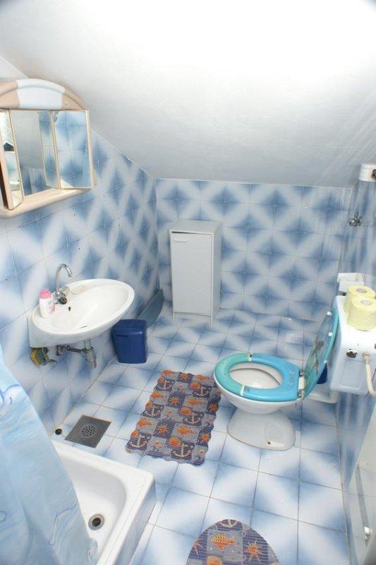 Casa de Banho, superfície: 5 m²