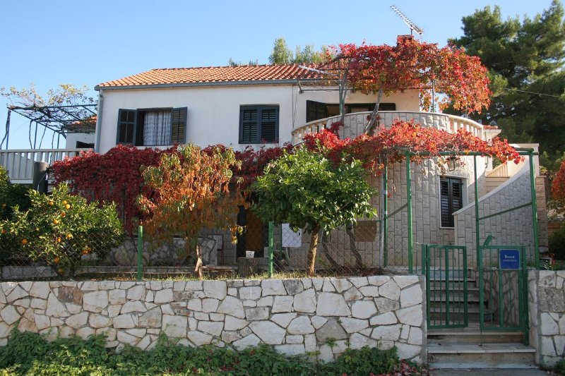 One bedroom apartment Splitska, Brač (A-2923-a), holiday rental in Splitska